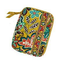 VERA BRADLEY E-reader Tablet Sleeve Travel Case Floral Quilted