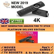 Amazon Fire Stick 4K UHD - Movies🎥 Sport⚽️ TV Shows 📺Kids👶
