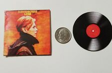 Miniature record Album Barbie Gi Joe 1/6   Playscale  David Bowie Low