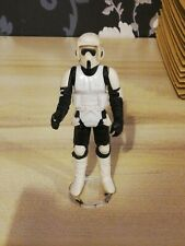 Vintage Star Wars Figure - Biker Scout (ref L4439)