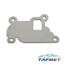 10. EGR valve blanking plate for VAUXHALL OPEL AGILA ASTRA CORSA 1.0 1.2 1.4
