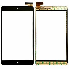 "Digitalizzatore Touch screen per 8 "" "" Mobii WinTab WINDOWS 806w PN: wanj"