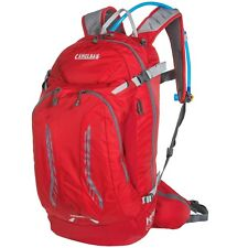 Camelbak H.A.W.G Hawg NV 17L 100 Hydration Pack Backpack Barbads Cherry Graphite