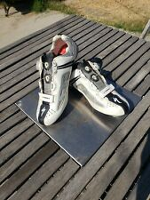 Specialized S-Works Road Men's Cycling Shoes US 10 EU 43 Color: White with Black