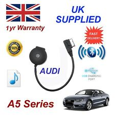 per AUDI A5 Bluetooth Music Streaming USB Modulo mp3 iphone htc nokia lg sony