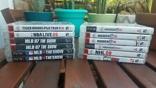 Playstation 3 (ps3) Sports Games to choose from - Madden, MLB, NHL, NBA,