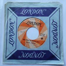 MARCEL MARTEL Mon amour du rock 'n roll NM CANADA 1974 ROCKABILLY 45 LISTEN!!!