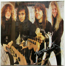 METALLICA Garage Days Re-Revisited 1987 MEXICO LP SHRINK! Minty! UNPLAYED !!!