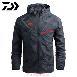 DAIWA Breathable Fishing Clothes Men's Waterproof Fishing Clothes Winter Fishing