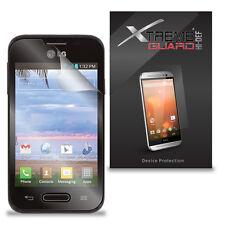 6-Pack NEW HD XtremeGuard HI-DEF Screen Protector Cover For LG Optimus Fuel L34C