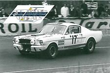 Calcas Ford Mustang Le Mans 1967 17 1:32 1:43 1:24 1:18 decals