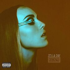 ZELLA DAY KICKER CD ALBUM (November 20th  2015)