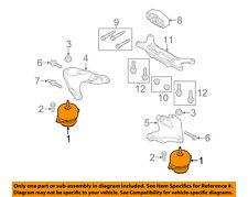 FORD OEM 11-14 Mustang-Engine Motor Mount Torque Strut BR3Z6038C