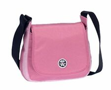 Crumpler The Status Belly Messenger Bag Hand & Shoulder Bag (dark pink/pink)