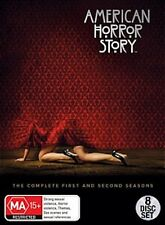 AMERICAN HORROR STORY Seasons 1 - 2 : NEW DVD Box Set