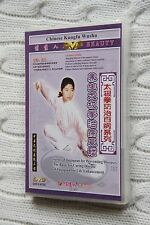 Chinese Kungfu Wushu- Beauty (DVD), Region: All, Brand new, free shipping