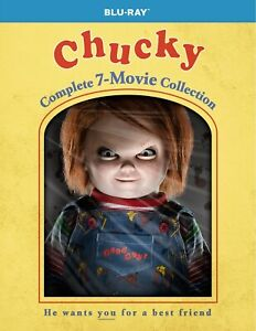 Chucky: The Complete 7 Movie Collection (Blu-ray - Boxset)