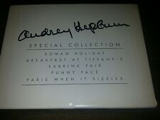 Audrey Hepburn Special Collection box set