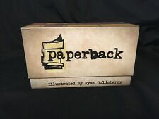 Paperback Kickstarter Card Game by Tim Fowers