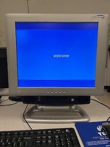 "GATEWAY Profile 4 17"" Vintage Gaming AIO PC. Pentium 4-2.4GHz 512MB 150GB Win XP"