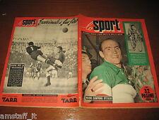 LO SPORT 1953/42=FIORENZO MAGNI CAMPIONE D'ITALIA=FIAT 1100 T.V.=