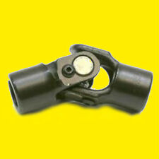 """Sweet Manufacturing Universal Steering U Joint 3/4 Round Smooth X 3/4"""" DD Shaft"""