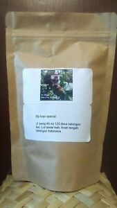 200 gram authentic kopi luwak gayo 100% Wild Civet ground Coffee Roasted