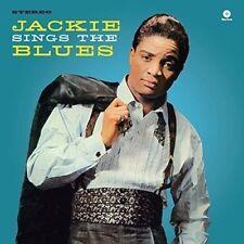 Jackie Wilson-Jackie Sings the Blues LP 180gm 2 bonus tracks plus digital downlo