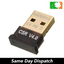 USB Bluetooth 4.0 CSR Wireless Mini Dongle Adapter For PC Laptop Win 7 8 10