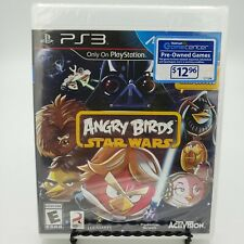 Angry Birds Star Wars (Sony PlayStation 3, 2013) PS3