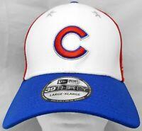 Chicago Cubs MLB New Era 39thirty 2018 All-Star Game L/XL flex cap/hat