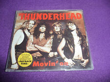 Thunderhead - movin on  Single CD incl. unreleased Track