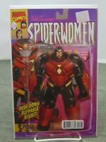 Spider-Woman #7 Variant Cover Toy Marvel Comics vf/nm CB1496