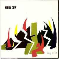 HENRY COW Western Culture CD U.K. Avant Prog/RIO w/Fred Frith, Chris Cutler etc.