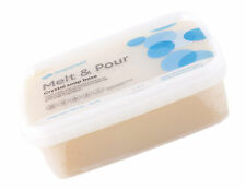 Melt and Pour Soap Base Organic - 1Kg