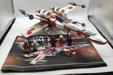Lego Star Wars X-Wing Fighter conjunto 6212 de 2006