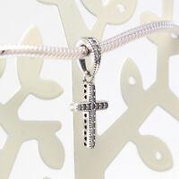 New Authentic Pandora Charms 925 Sterling Silver ALE Cubic Zircon Bracelet Bead