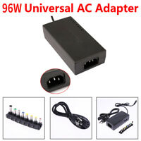96W Universal AC Adapter Power Supply Tool For Dell IBM laptop Battery Charger