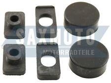 YAMAHA DT250 DT400 Haltegummi Set Benzintank (Fuel Tank Rubber Mounting Kit)