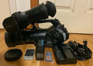 Sony PMW-EX3 XDCAM HD Camcorder (READ) with Charger, Battery 8GB SXS Memory Card