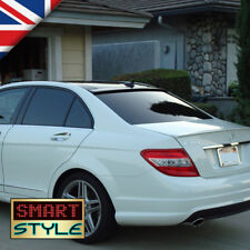 C63 AMG STYLE PU Rear Roof/Window Spoiler for Mercedes Benz C-Class W204/C204