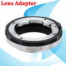 GABALE LM-NZ Leica M ZM VM to Nikon Z camera Z6 Z7 Close Focus Adapter (Macro)