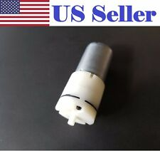 DC 12V Mini 370 Small Micro Motor Air Pump Oxygen Pump Aquarium Fish Tank DIY