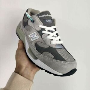 New Balance 992 Gray (M992GR) Mens Original Athletic Shoes Size 5 - 10 USA