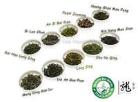 10 Types Assorted Famouse Chinese Green Tea 10g*10