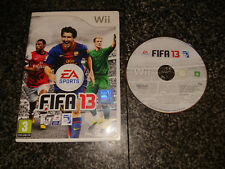 FIFA 13 NINTENDO Wii PAL - FOOTBALL