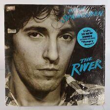 Bruce Springsteen The River VG+ Vinyl TESTED PC2 36854 Shrink Insert 2 Lps 1980