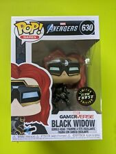 Funko Pop Black Widow Gamerverse Gitd Chase