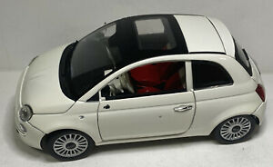 1:18 Fiat 500 Open Air Mondo Motors