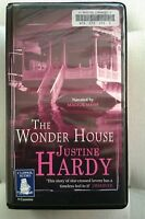 The Wonder House by Justine Hardy: Unabridged Cassette Audiobook (E2)